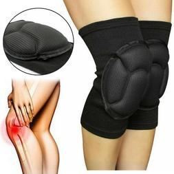 1 Pair Professional Knee Pads Construction Comfort Leg Prote
