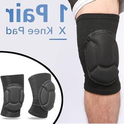 1 Pair Knee Pads Kneelet Protective Gear for Work Safety Con