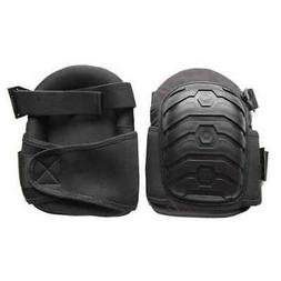WESTWARD 12F682 Knee Pads, Swivel, Foam, 1 Sz Fits All, 1PR