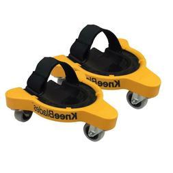 Milescraft 1603 KneeBlades - Rolling Knee Pads