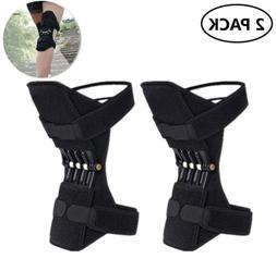 1Pair Knee Pad Brace Power Lift Knee Protection Booster Join