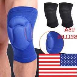 1Pair Knee Pads Construction Pro Work Safety Comfort Gel Leg