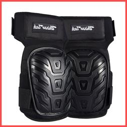 1Pair Professional Construction Gel Knee Pads Safety Leg Pro