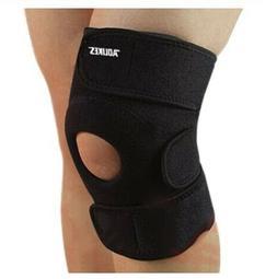 1PC Elastic Knee Support Brace Kneepad Adjustable Patella Kn
