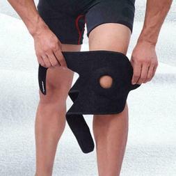 1pc Knee Support Elastic Brace Knee Pad Adjustable Patella P