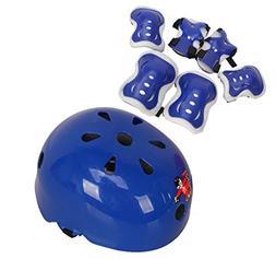 1set 7PCS 6-14 Years Old Children Adjustable Skating Safegua