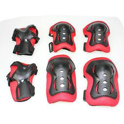 Miraclears 1Set Children Cycling Roller Skating Knee Elbow W