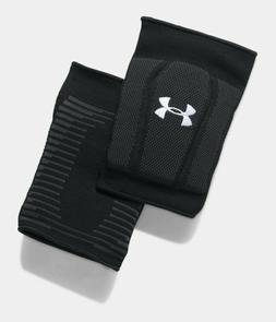 Under Armour 2.0 Volleyball Knee Pads, Black