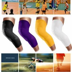 2 Pack US Basketball Football Knee Pads Kneepad Brace Suppor