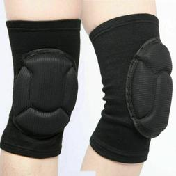 2 x Professional Knee Pads Leg Protector For Sport Work Floo