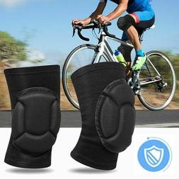 2Pcs Knee Pads Construction Professional Work Safety Gel Pai