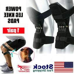 2pc Joint Support Knee Protection Pads Non-slip Power Lift R