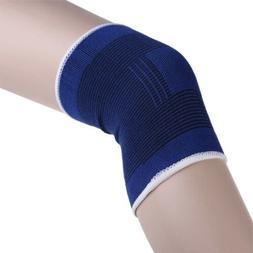 2pcs Knee Brace Support Leg Arthritis Injury Gym Sleeve Elas