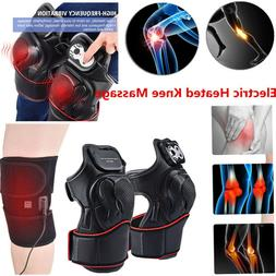 2pcs Self Heating Knee Pads Magnetic Therapy Pain Relief Art