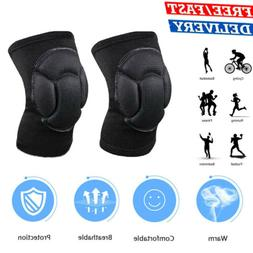 2X Knee Pads Kneelet Protective Gear for Work Safety Constru