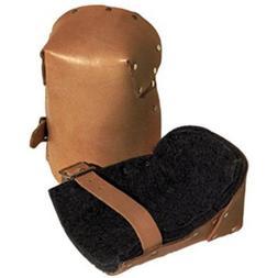ALTA 30903 Pro Leather Kneepad, Buckle, Capless, Beige