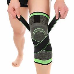 360° Compression Knee Brace Listingus ORIGINAL Knee Pads Co