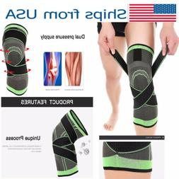 3D Knee Brace Support Breathable for Running Jogging Sports