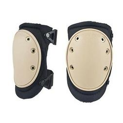 Alta 50423 Long Shell Non Skid Knee Pads with Buckle Straps