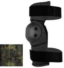 53010.08 altaflex elbow protector pad, woodland camo cordura