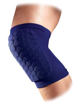 McDavid Sports Medicine 6440 Hex Knee/Elbow/Shin Pad, Knee P