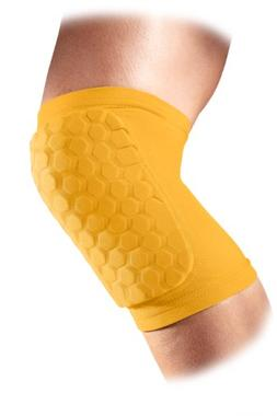 McDavid Sports Medicine 6440 Hex Knee/Elbow/Shin Pad, Large,