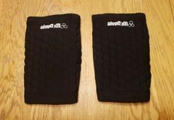 McDavid 6440 Hex Knee Pads Black Medium Volleyball Basketbal