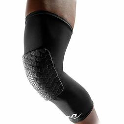 McDavid 6446X TEFLX Extended Padded Leg Sleeves Black