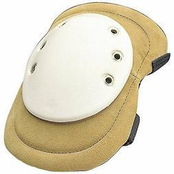 Allegro Industries 6991-01Q Welding Knee Pad with Cap, Leath