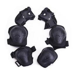 7PCS Kids Cycling Roller Skating Safe Knee/Elbow/Wrist Guard