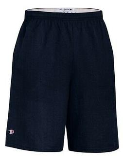 """Champion - 9"""" Inseam Cotton Jersey Shorts with Pockets - 818"""