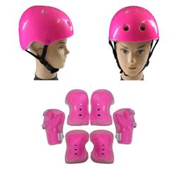 Elbow Knee Pads Sport Safety Protective Gear Guard Set for k