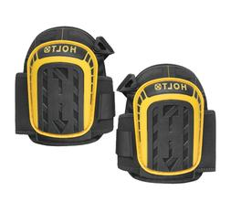 HOLT Professional Construction Knee Pads with 2 Adjustable E