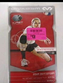 MCDAVID 6515X TEFLX VOLLEYBALL KNEE/ELBOW PAD LARGE
