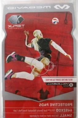 New Adult McDavid TEFLX Dual Density Volleyball Knee Pads Sm