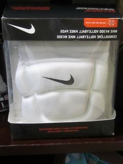 Nike NV300 Unisex 1 Pair White Volleyball Knee Pads Size X S