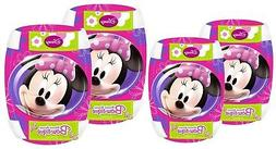 Stamp Disney Minnie C863094 Elbow and Knee Pads - Motif of M