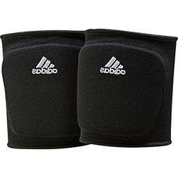 adidas Youth 5-Inch Knee Pads, Black, Large