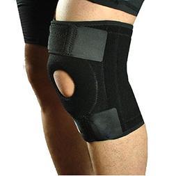 Adjustable Elastic Neoprene Patella Brace Knee Belt Support