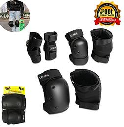 YiCol Adjustable Sports Protective Gear Set Safety Pad Safeg