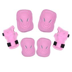 Dostar Kid's Adjustable Sports Safety Protective Gear Set -