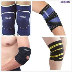 Adjustable Wrist/Knee/Hand/Elbow Support Brace Arm Sleeve Pa