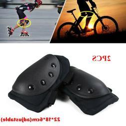 Adjustcable Hard Shell Knee Pads Protection Heavy Duty Foam