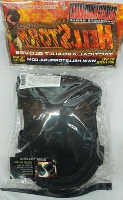 Knee Pads Advanced Tactical BlackHawk HellStorm Black Authen
