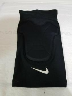 Nike AIR NBA Pro HyperStrong Padded Knee Sleeves Black SIZE