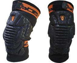 PBRack Armadillo KNEE PADS Paintball size Small/Medium NEW P