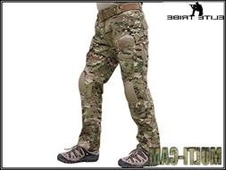 Men Army Military Equipment Airsoft Paintball BDU Pants Comb