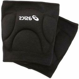 ASICS Ace Low Profile, Black, All Volleyball Knee Pads Cloth