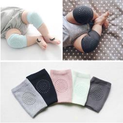 Baby Kids Socks Safety Knee Pads Infant Toddler Short Kneepa