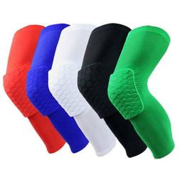 Basketball Knee Pads Kids Adult Football Knee Brace Support